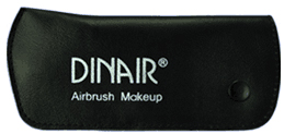 Dinair Airbrush Make up, Airbrushfarben, Airbrush, Mini-Kompressor, Airbrush-Pistole